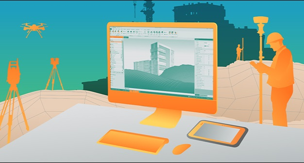 GeoMax Software X-PAD OFFICE FUSION 800x428