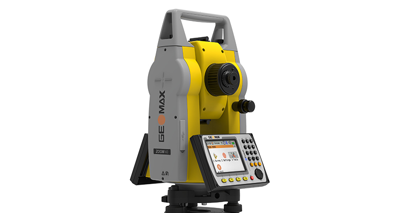 GeoMax Total station Zoom40