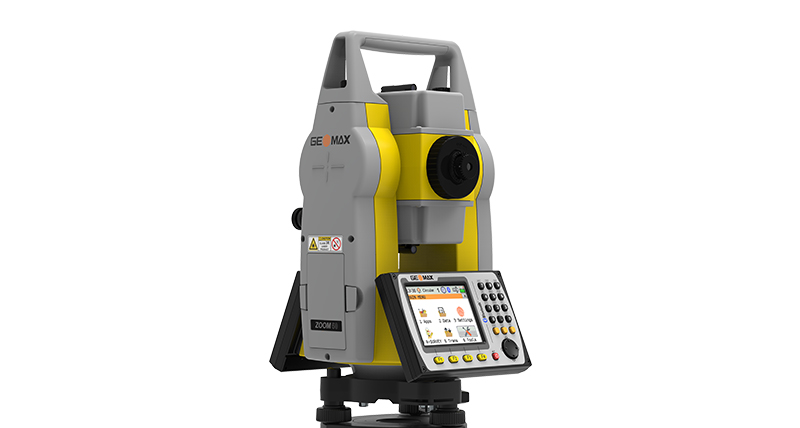 GeoMax Total station Zoom50 800x428