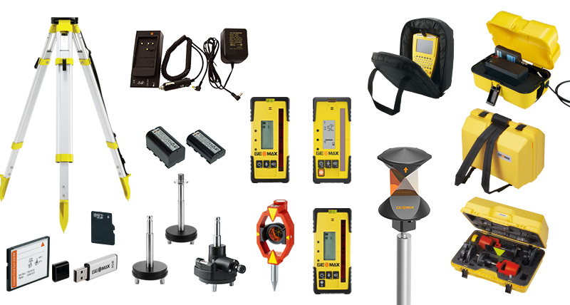 Accessoires GeoMax