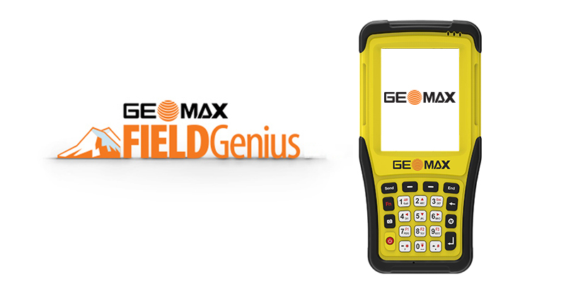 GeoMax Software Field Genius 800x428