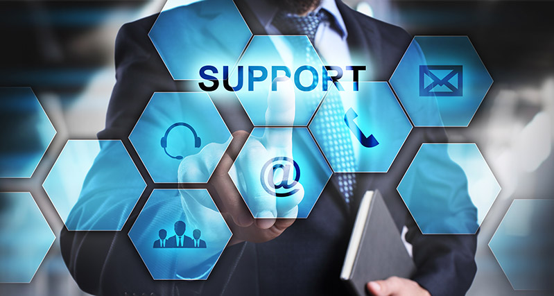 GeoMax Customer Support Service